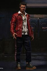 Fight Club Actionfigur 1/6 Tyler Durden (Brad Pitt) Red Jacket V