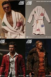Fight Club Actionfiguren Doppelpack 1/6 Tyler Durden (Brad Pitt)