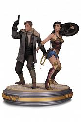 Wonder Woman Movie Statue 1/6 Wonder Woman and Steve Trevor 34 c