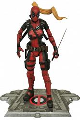 Marvel Select Actionfigur Lady Deadpool 16 cm