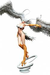 Devilman Statue 1/7 Sirene Demon's Spiritual Wings in the Sky Ve