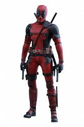 Deadpool Movie Masterpiece Actionfigur 1/6 Deadpool 31 cm