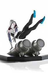 Marvel Comics Battle Diorama Series Statue 1/10 Spider-Gwen 16 c