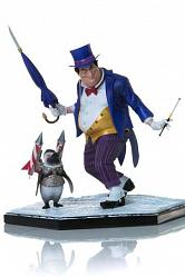 DC Comics Art Scale Deluxe Statue 1/10 The Penguin 18 cm