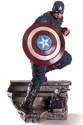 Captain America Civil War Legacy Replica Statue Captain America