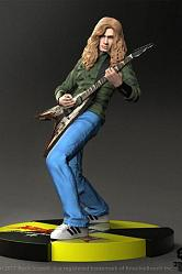 Megadeth Rock Iconz Statue Dave Mustaine 23 cm