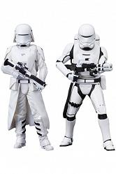 Star Wars Episode VII ARTFX+ Statuen 2er Pack First Order Snowtr