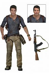 Ucharted 4 Actionfigur Ultimate Nathan Drake 18 cm