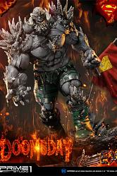 DC Comics Statue  Doomsday Exclusive 97 cm