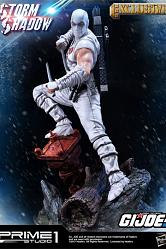 G.I. Joe Statuen  Storm Shadow Exclusive