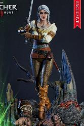 Witcher 3 Wild Hunt Statuen Ciri Exclusive 69 cm