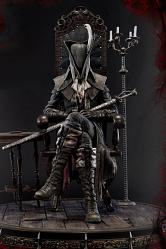 Bloodborne The Old Hunters Statue Lady Maria of the Astral Clock