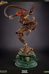 Street Fighter V Ultra Statue 1/4 Dhalsim Classic Exclusive 62 c