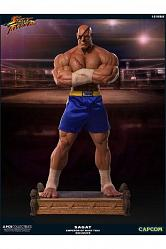 Street Fighter Statue 1/3 Sagat PCS Emperor of Muay Thai Exclusi