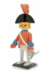 Playmobil Nostalgie Collection Statue Gardeoffizier 25 cm