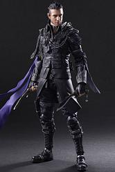 Kingsglaive Final Fantasy XV Play Arts Kai Actionfigur Nyx Ulric