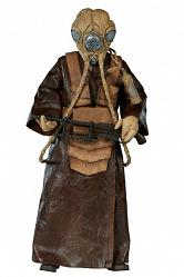 Star Wars Actionfigur 1/6 Zuckuss Sideshow Exclusive 30 cm