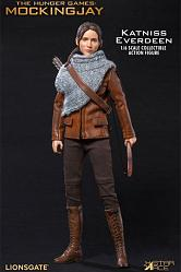 Die Tribute von Panem Catching Fire MFM Actionfigur 1/6 Katniss