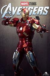 Statuette Iron Man Mark 7 Queen Studios