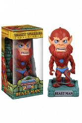 Masters of the Universe Wacky Wobbler Wackelkopf-Figur Beast Man