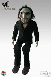 "Billy the Puppet. 30"" SaW Doll from Medicom"