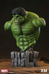 Hulk 1/4 Scale Bust by XM Studios