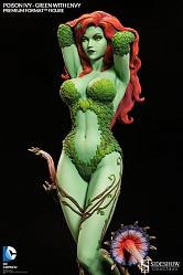 Ivy Premium Forma Figure by Sideshow Collectibles Green with Env