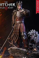 Witcher 3 Wild Hunt Statuen Eredin Exclusive