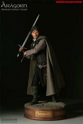 Sideshow Weta Exklusive Aragorn Lord Of The Rings Premium Format