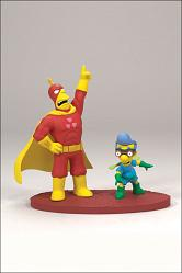 THE SIMPSONS SERIES 2 RADIOACTIVE MAN AND FALLOUT BOY