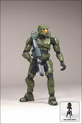 McFarlane's Halo series 4 Master Chief AF