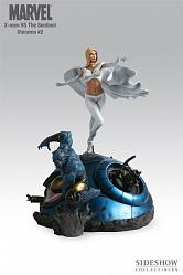 X-Men Vs Sentinel Diorama #2 Beast & White Queen