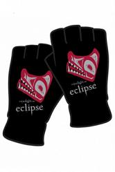 Twilight Eclipse Handschuhe (Fingerlos) Wolves Head