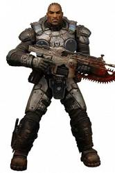 Gears of War 3 Actionfigur Jace Stratton SDCC Exclusive 18 cm