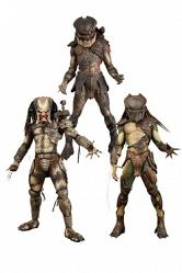 Predators Serie 1 Actionfiguren (3 Figures)