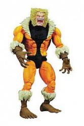 Marvel Select Actionfigur First Appearance Sabretooth 18 cm