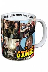 Goonies Tasse Collage