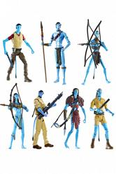 Avatar Na´vi Actionfiguren Avatar Jake Sully (Navi Outfit)