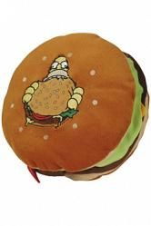 Simpsons Kissen Hamburger