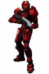 Halo Combat Evolved Play Arts Kai Vol. 1 Actionfigur Spartan Mar