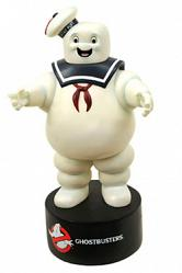 Ghostbusters Statue mit Leuchtfunktion Stay Puft Marshmallow Man