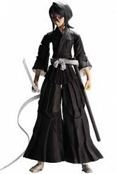Bleach Play Arts Kai Actionfigur Rukia Kuchiki 21 cm