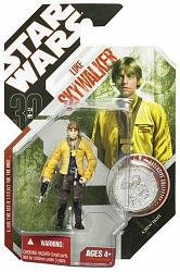 STAR WARS 30TH #12 Luke Skywalker (yavin ceremony)