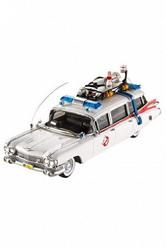 Ghostbusters Diecast Modell 1/18 Ecto-1 1959 Cadillac Hotwheels