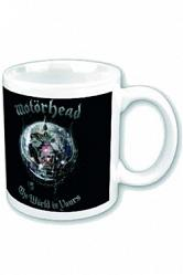Motorhead Tasse The World Is Yours
