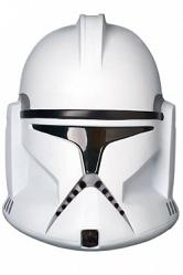 Star Wars 3/4 PVC Maske Clone Trooper