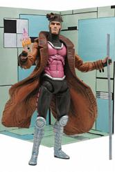 Marvel Select Actionfiguren Gambit 18 cm
