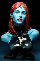 Mystique Legendary Scale Bust