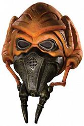 Star Wars The Clone Wars 3/4 Vinyl-Maske Plo Koon
