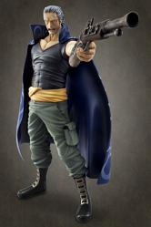 One Piece Excellent Model P.O.P DX PVC Statue 1/8 Ben Beckman 28